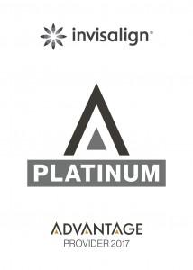 We are a proud Platinum Provider of Invisalign