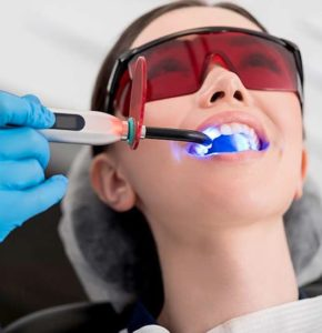 Teeth whitening dentist in North Ryde