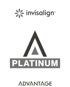 We are a proud Invisalign Platinum Provider